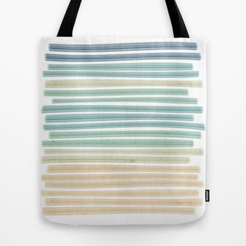 Sand and sea Tote Bag by EDrawings38