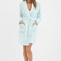 Snowflake Robe Set