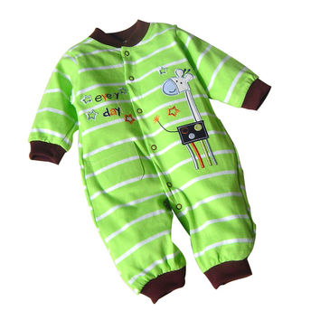 Baby Carters Rompers Infant Cotton Long Sleeve Baby Clothing Baby Boy Girl Wear Newborn Bebe Overall Clothes