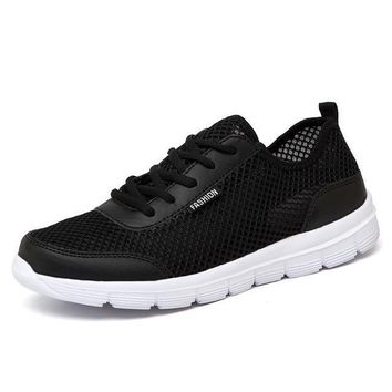 New men summer lightweight breathable casual shoes size 8,9,10