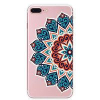 Aztec Lace Floral Case for iPhone 7 7Plus & iPhone se 5s 6 6 Plus Best Protection Cover +Gift Box-91