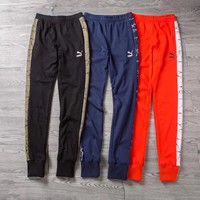 Puma  Cotton Terry trousers