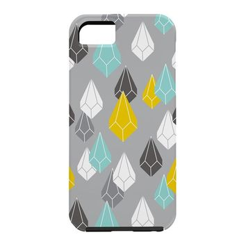 Heather Dutton Raining Gems Whisper Cell Phone Case