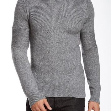 Rogue State Turtleneck Wool Blend Sweater