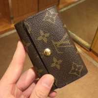 LV Louis Vuitton Key Pouch B