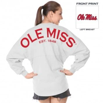 Ole Miss® EST. 1848 - University of Mississippi Spirit Football Jersey®