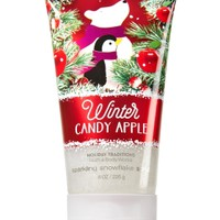 Sparkling Snowflake Scrub Winter Candy Apple