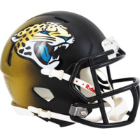 Jacksonville Jaguars Speed Mini Helmet - Jacksonville Jaguars - AFC South - NFL - Collectibles - Shop