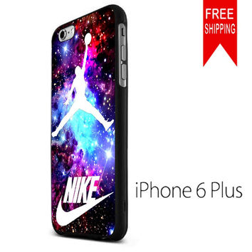 Jordan Nebula Galaxy Nike US Udn iPhone 6 Plus Case