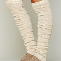 Free People Discovery Tall Sock