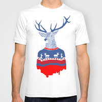 Ugly winter pullover T-shirt by Robert Farkas