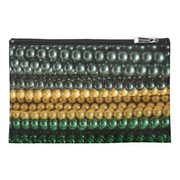colorful Beads Travel Accessory Bags