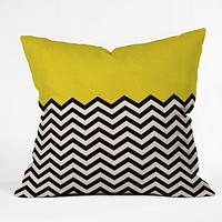 Bianca Green Follow The Sun Throw Pillow