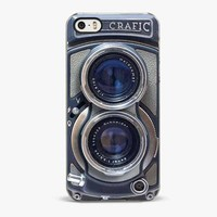 Retro Camera iPhone 5/5S Case