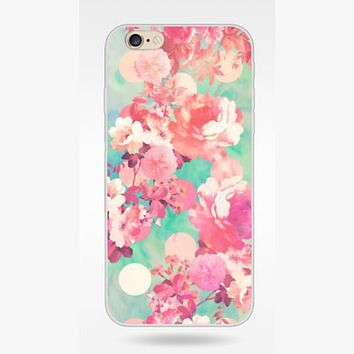 Hot ! iPhone 7 iPhone 7 plus - Stylish Cute On Sale Hot Deal Matte Couple Phone Case For iphone 6 6s 6plus 6s plus Pink flowers