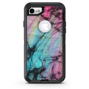 Fibrous Watercolor - iPhone 7 or 8 OtterBox Case & Skin Kits