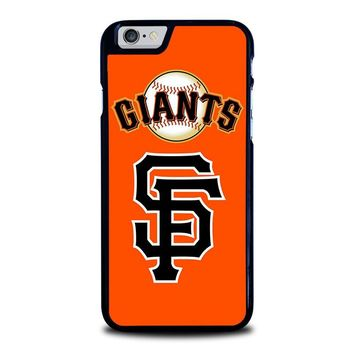 SAN FRANCISCO GIANTS 3 iPhone 6 / 6S Case Cover