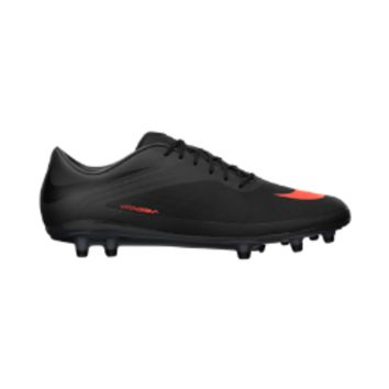 Nike HYPERVENOM Phatal Men's Firm-Ground Soccer Cleats - Dark Charcoal