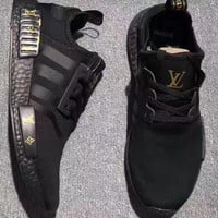 LV NMD fashion casual sports shoes