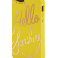 Rifle Paper Co Gleeful Greeting iPhone 5, 5S Case