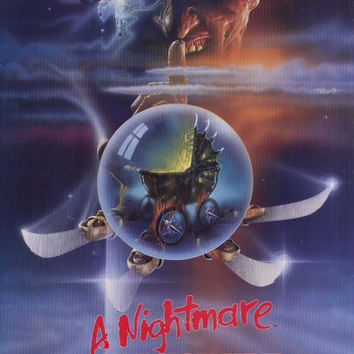 The Nightmare on Elm Street 5: Dream Child 11x17 Movie Poster (1989)