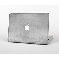 The Wrinkled Silver Surface Skin for the Apple MacBook Air 13""