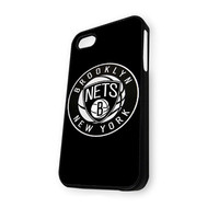 BROOKLYN NETS New York iPhone 5/5S Case