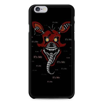 Five Nights At Freddy S - Fnaf 4 iPhone 6/6s Case
