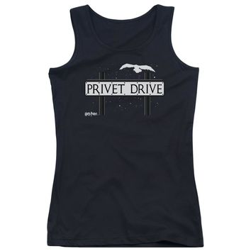 Harry Potter - Privet Drive Juniors Tank Top Officially Licensed Apparel