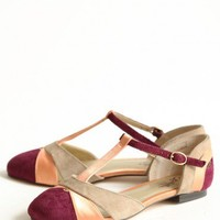 freesia t-strap flats by Seychelles at ShopRuche.com