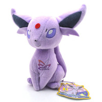 "New 7"" ESPEON Pokemon Rare Soft Plush Toy Doll/PC2059"