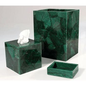 Taj Rose Green Aventurine Collection by Mike + Ally