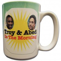 Community Troy and Abed Mug - NBC Store