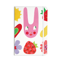 "Jane Smith ""Summer Repeat"" White Red Everything Notebook"