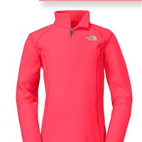 The North Face Glacier Quarter Zip for Girls CC23
