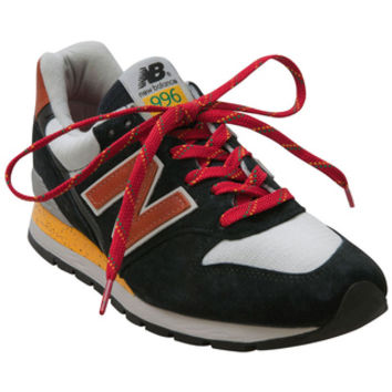 New Balance M966BS National Parks Black Black Sneaker