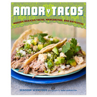 Amor y Tacos: Modern Mexican, Non-Fiction Books