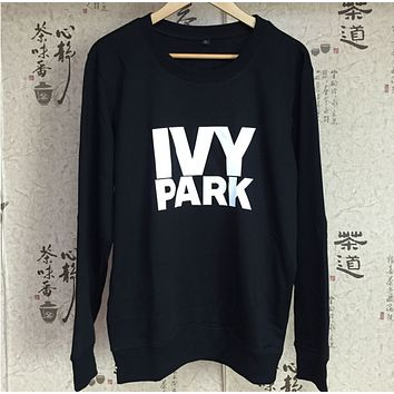 Ivy Park, the letter sweater