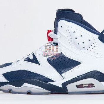 DCCK Air Jordan Retro 6 'Olympic'