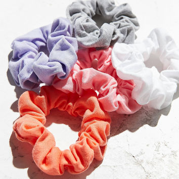Days Of The Week Scrunchie Set | Urban Outfitters