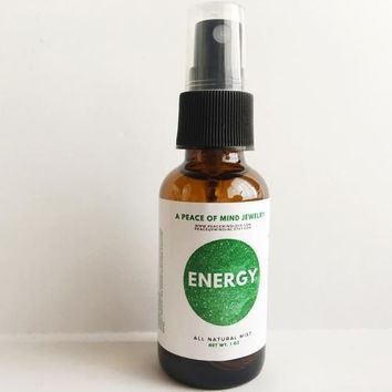 Energy - Meditation/Body Mist
