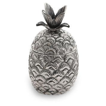 Pineapple Covered Jar, Covered Serving Dishes & Tureens