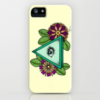 I See You △ iPhone & iPod Case by haleyivers