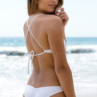 Posh Pua - Pualei Bottom | White