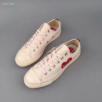 Converse  Women Casual Shoes Boots  fashionable casual leather