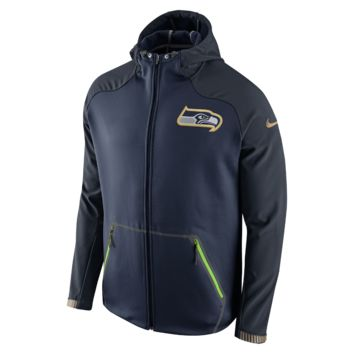 Nike Championship Drive Ultimatum Therma Sphere (NFL Seahawks) Men's Jacket