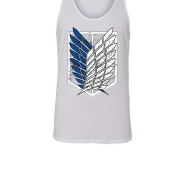 Attack On Titan - Unisex Tank
