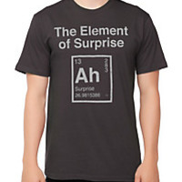 The Element Of Surprise Slim-Fit T-Shirt | Hot Topic