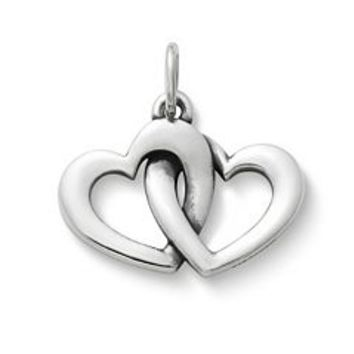 Linked Hearts Charm | James Avery