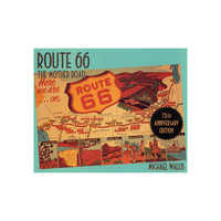 Route 66 Coffee Table Book